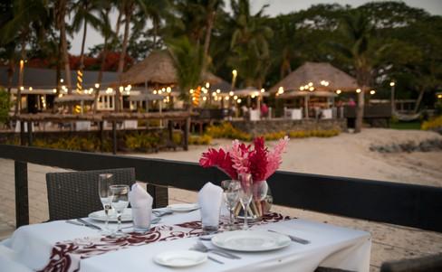 First_Landing_Beach_Resort-private_dinner
