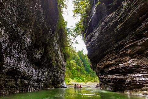 Rafting auf dem Navua River