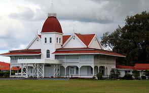 Königspalast Tonga