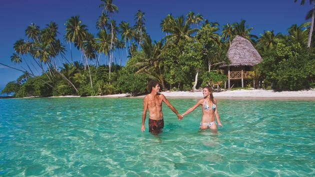 Hochzeitsreise Fiji & Samoa