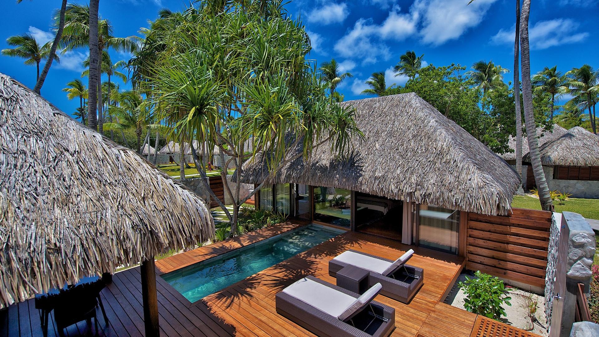 Rangiroa-Hotel_Kia_Ora_Resort-Pool_Villa
