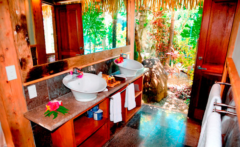 Aitutaki_Escape-Villa-Bad