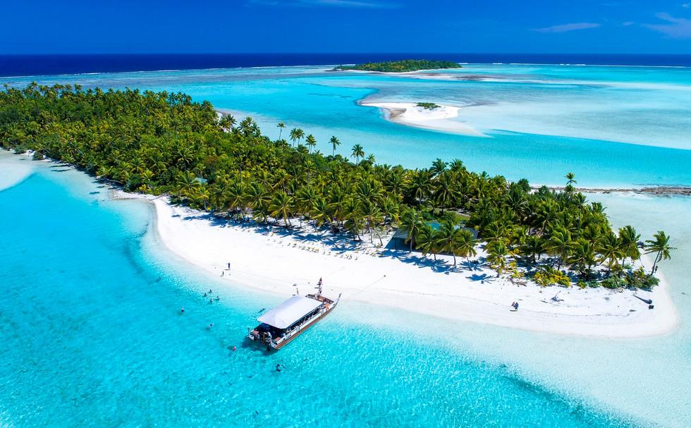 One Foot Island / Aitutaki