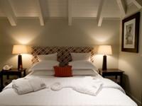 Cook_Inseln-Te_Vakaroa_villa-Schlafzimme