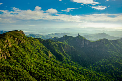 Fiji Hochland auf Viti Levu