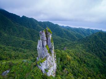 Hochland von Rarotonga