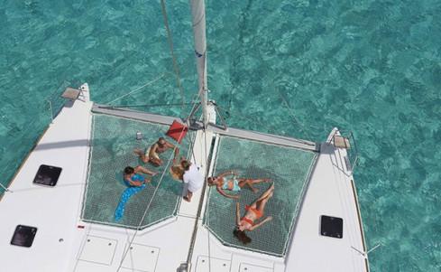 Bora_Bora_Dream_Cruise-Sonnenbaden