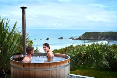 Ein Bad für Honeymooners