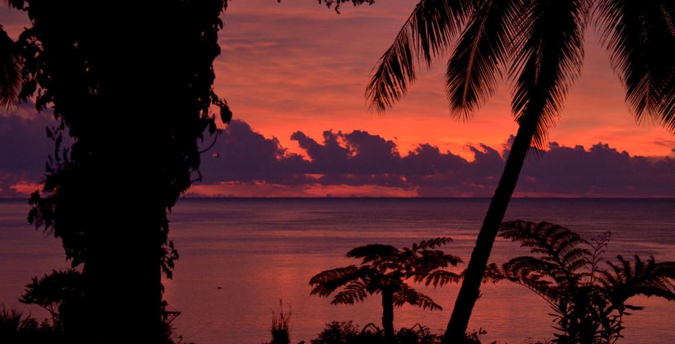 Paradise_Taveuni-Sonnenuntergang