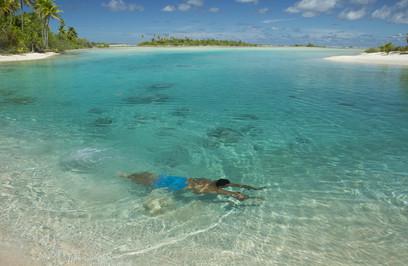 Schnorchelparadies Tuamotu Atoll