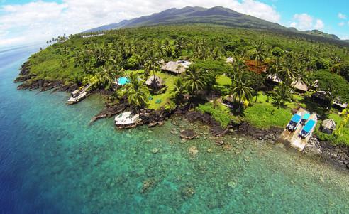 Paradise_Taveuni-Luftansicht