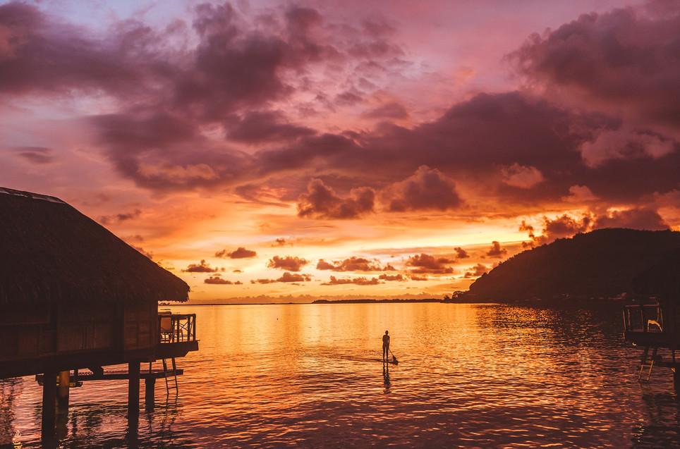 Le_Bora_Bora_by_Pearl_Resorts-Sonnenuntergang