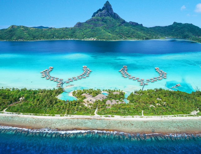Traumhotel InterContinental Bora Bora Resort & Thalasso Spa
