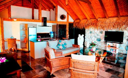 Aitutaki_Escape-Küche