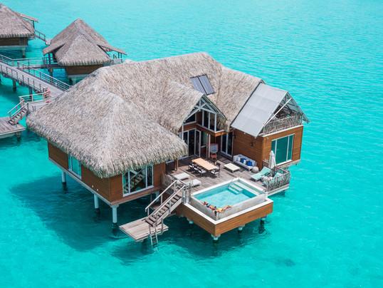 Bora Bora - Brando Overwater Suite (Intercontinental Bora Bora Resort & Thalasso Spa)