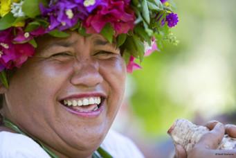 Tahitianerin