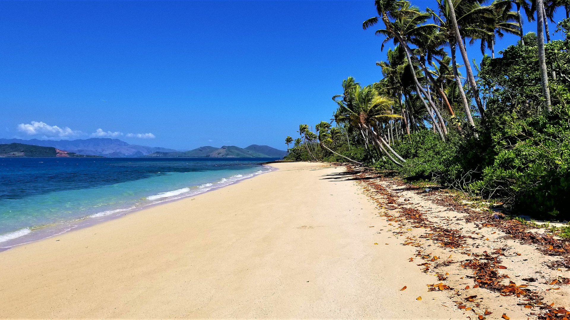 Wananavu-Strand