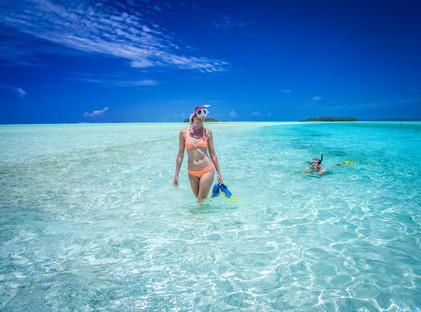 Schnorcheln auf Aitutaki
