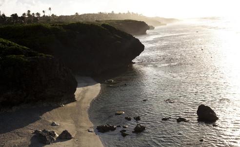Cook_Inseln-Atiu-Bucht