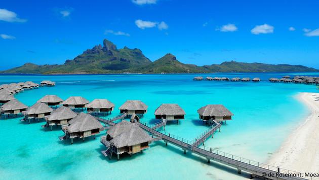 Cook Inseln & Französisch Polynesien - Deluxe