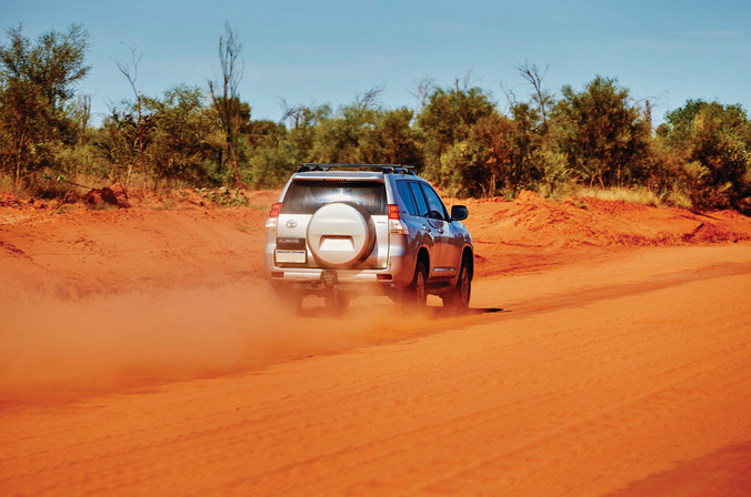 Offroad & Outback Abenteuer