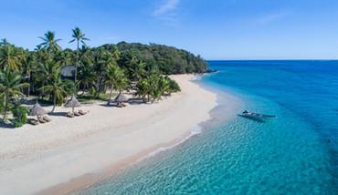 Strand vom Paradise Cove Resort