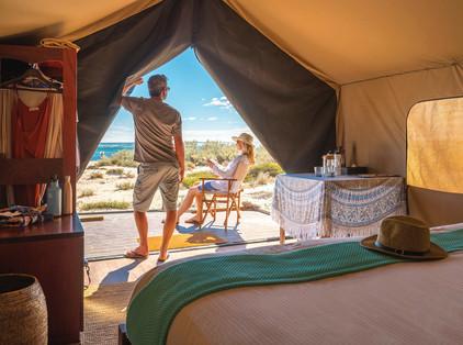 Luxuscamp Sal Salis Ningaloo Reef