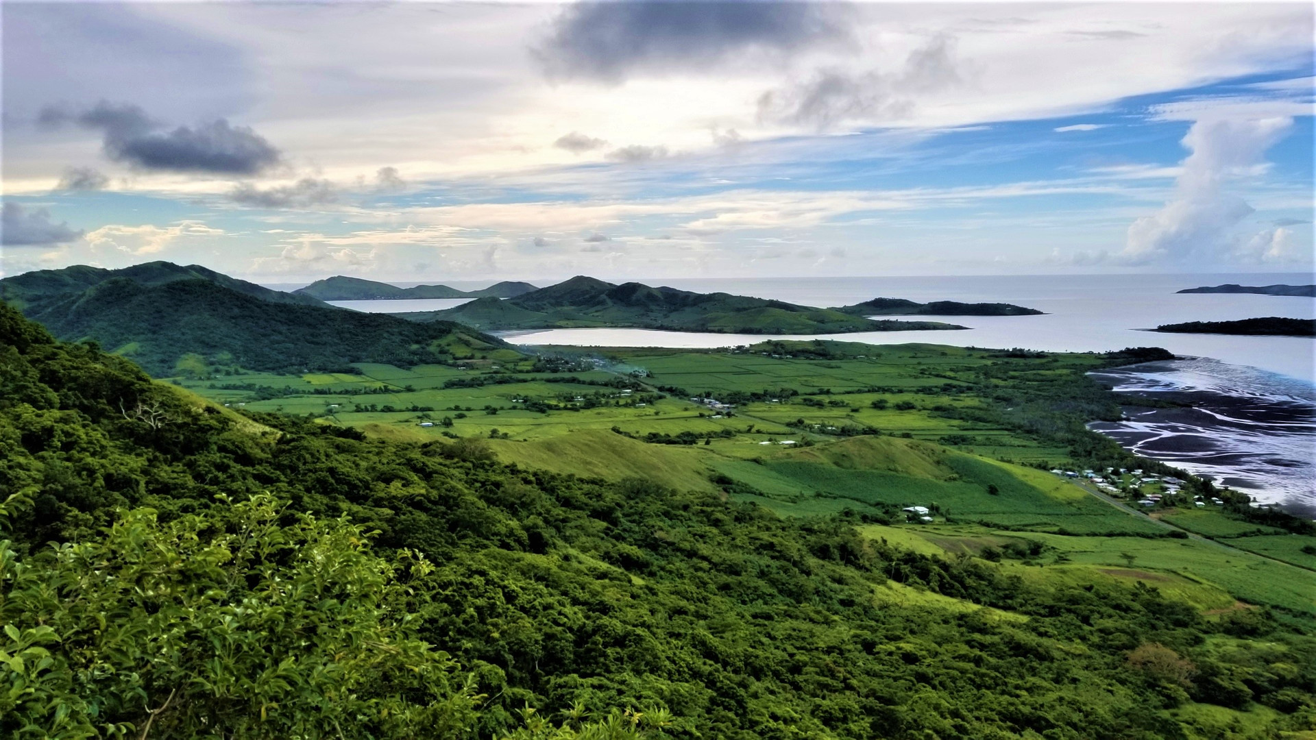 Wananavu-Wandern