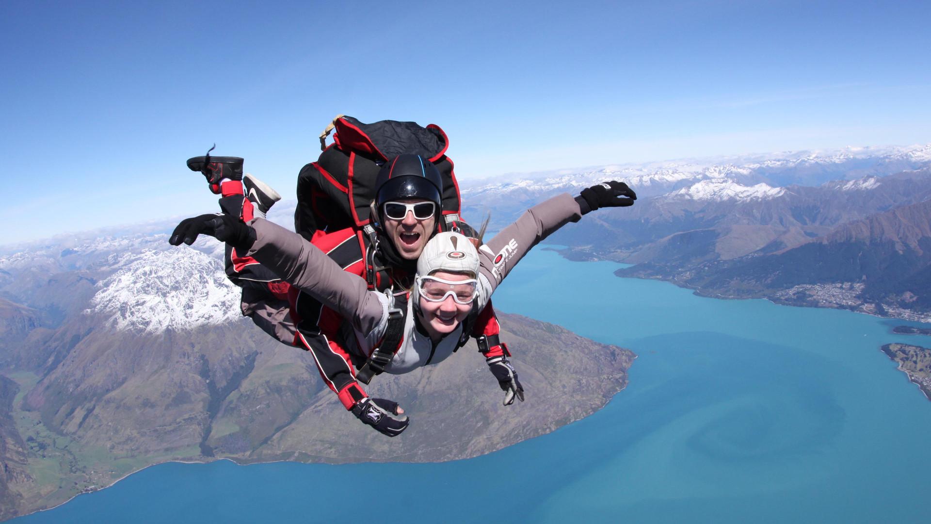 Queenstown-Skydiving