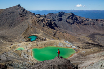 Tongariro Nationalpark (Mordor)