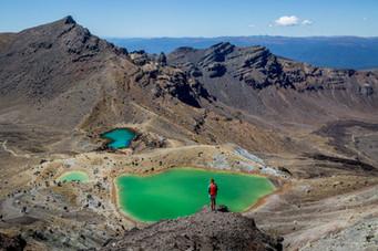 Tongariro Nationalpark (Mordor)