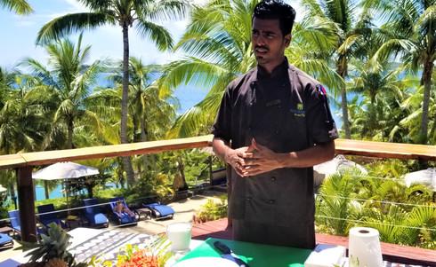 Wananavu-Restaurant