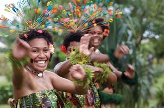 Fiji Tänze