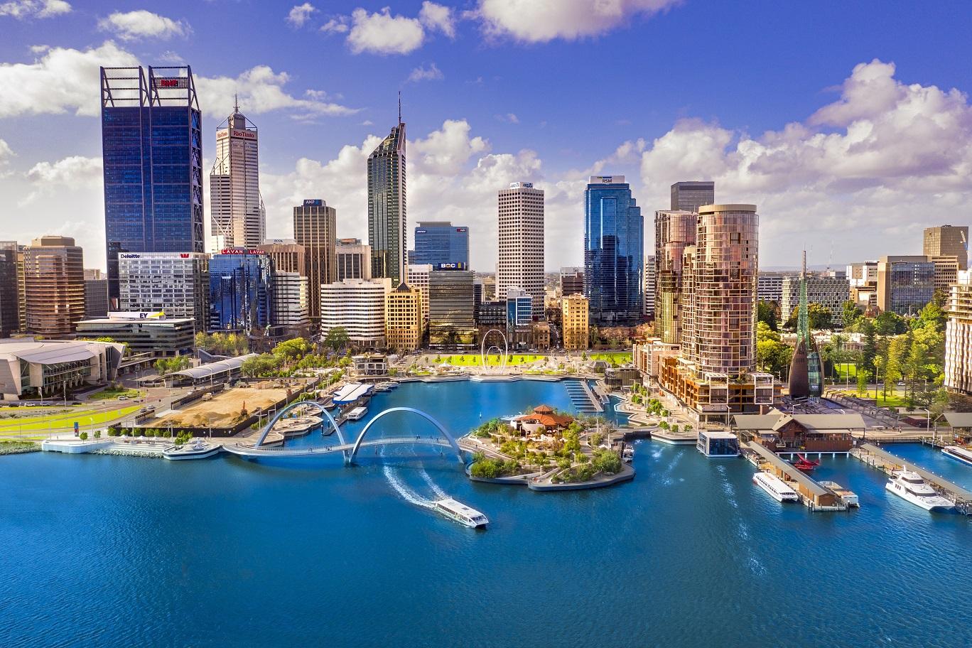 Westaustralien-Perth