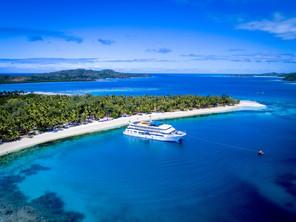 Traumhafte Kreuzfahrt durch die Yasawa Inselgruppe
