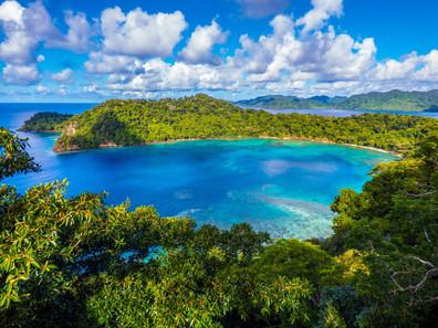 Fiji / Matangi Island / Horseshoe Bay