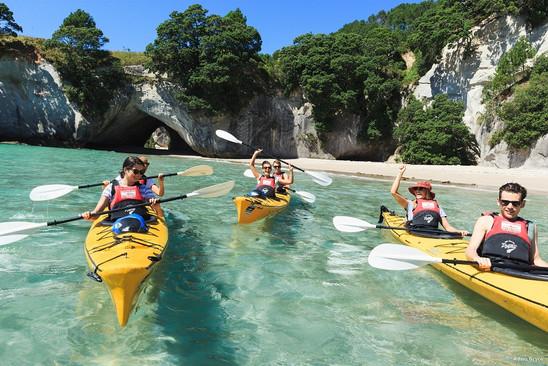 Coromandel Halbinsel Kayaking