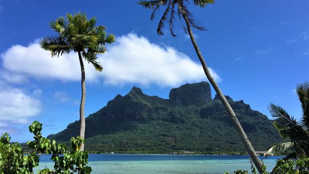 Tahiti - Moorea - Bora Bora - Tikehau - Marquesas