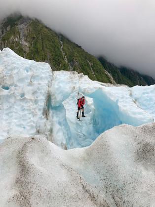 Fox Glacier Ice-Trekking