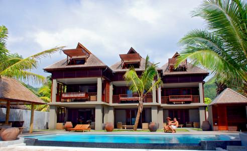 Cook_Inseln-Te_Vakaroa_villa-Hotelanlage