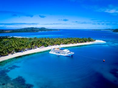 Blue Lagoon Cruises / Yasawa Inseln