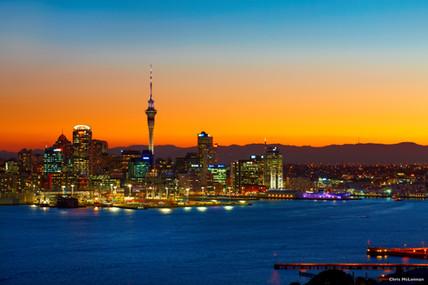 Neuseeland /Auckland
