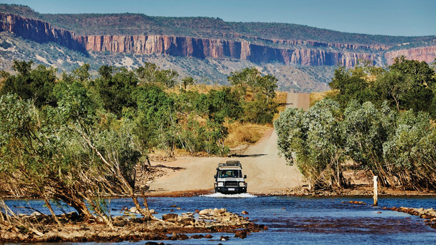 Perth - Darwin: Abenteuer Outback & Natur pur!