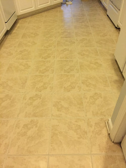 Tile & Grout Clean & Seal