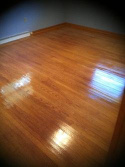 Hardwood Floor Resurfacing