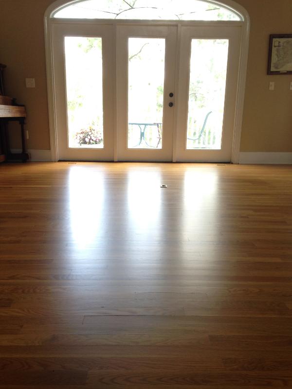 Dustless, Hardwood Floor Resurfacing