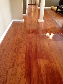 Engineered, Pre-Finished Floors