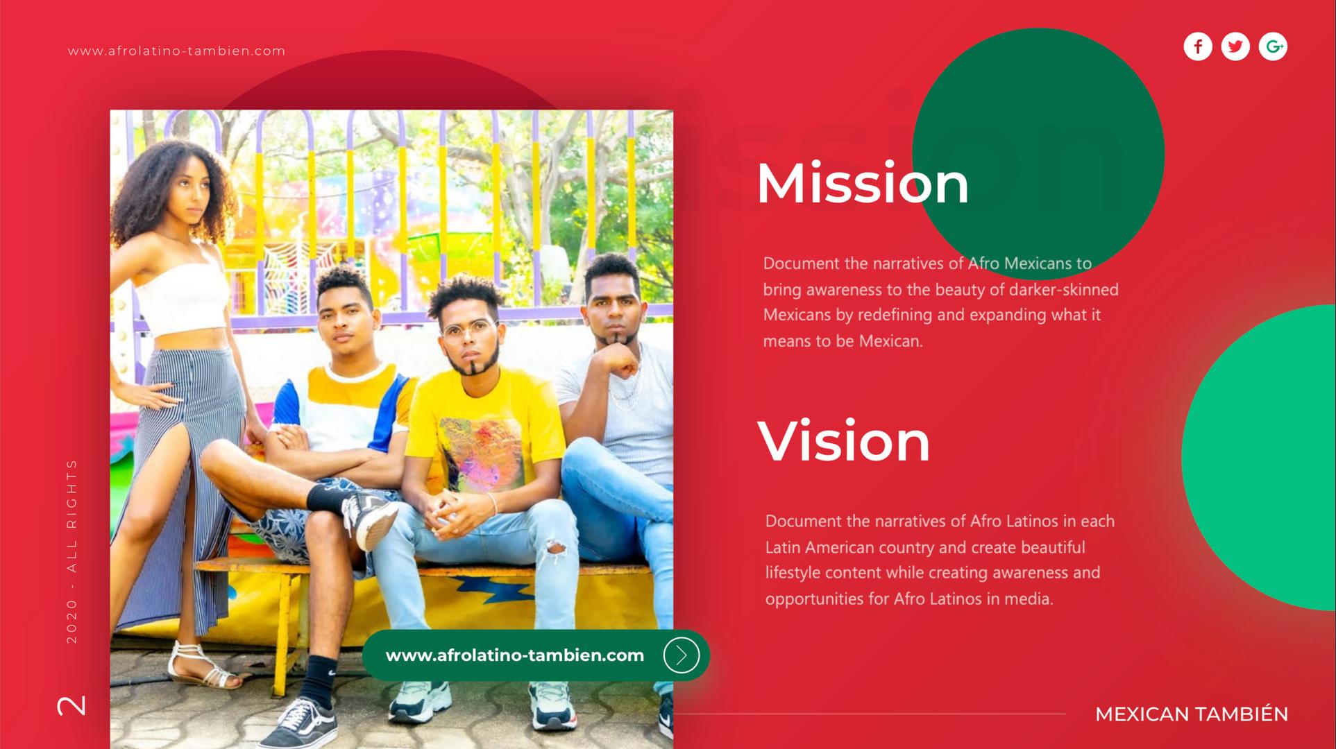 Mission | Vision