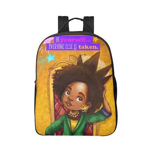 Roller skate large girls bagpack