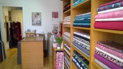 view of shop interior